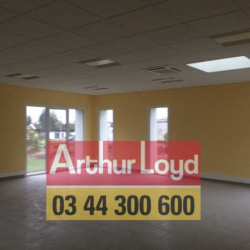 Location Bureau Andeville 220 m²