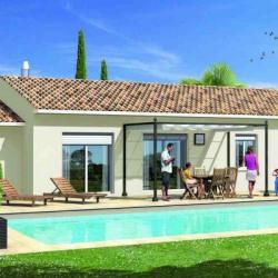Maison  4 pièces + Terrain  373 m² Sainte-Valière