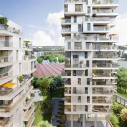 photo appartement neuf Lyon 7ème