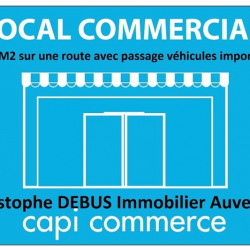 Location Local commercial Vichy 199 m²