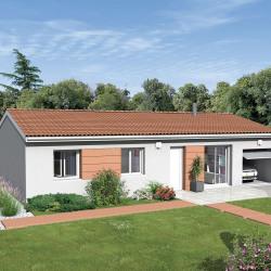 Maison  6 pièces + Terrain  600 m² Beaufort