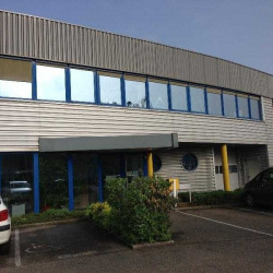 Location Bureau Eckbolsheim 310 m²