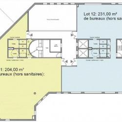 Vente Bureau Meudon la Foret 3335 m²