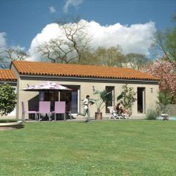 Maison  4 pièces + Terrain   m² Bagnols-sur-Cèze