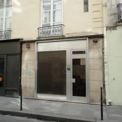 Cession de bail Local commercial Paris 1er 25 m²