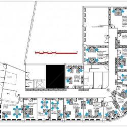 Location Bureau Puteaux 606 m²