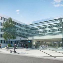 Location Bureau Le Plessis-Robinson 26934 m²