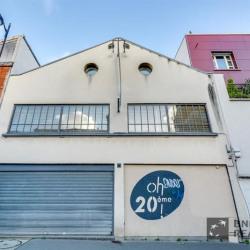 Location Local d'activités Paris 20ème 440 m²