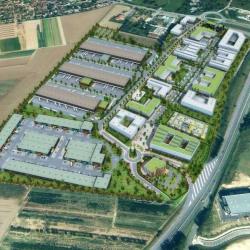Vente Local d'activités Le Thillay 185000 m²