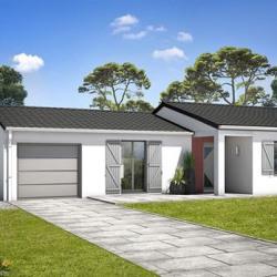 Maison  4 pièces + Terrain  371 m² Soubise