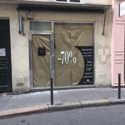 Location Local commercial Paris 6ème 45 m²