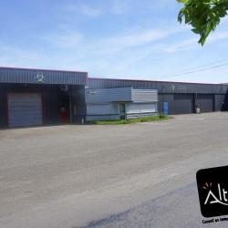 Vente Local d'activités Gasville-Oisème 4020 m²