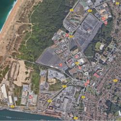 Location Bureau Tarnos 113 m²
