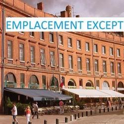 Cession de bail Local commercial Toulouse 340 m²