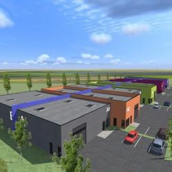 Location Local d'activités Gien 340 m²
