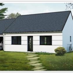 Maison  4 pièces + Terrain  860 m² Louviers