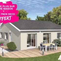 Maison  4 pièces + Terrain  665 m² Cluny