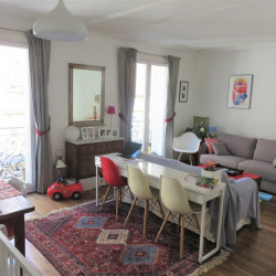 Vente appartement Paris lamarck-caulaincourt - 57 m²