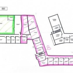 Location Bureau Châtel-Saint-Germain 900 m²