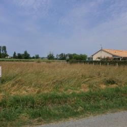 Terrain  de 1002 m²  Pujols  (33350)