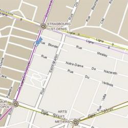 Location Local d'activités Paris 2ème 92 m²