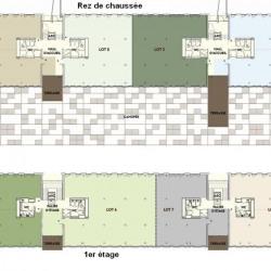 Location Bureau Limonest 1380 m²