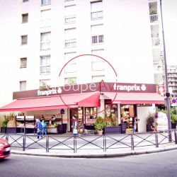 Location Local commercial Paris 16ème 24 m²