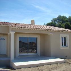 Maison  4 pièces + Terrain  500 m² Rochefort du Gard
