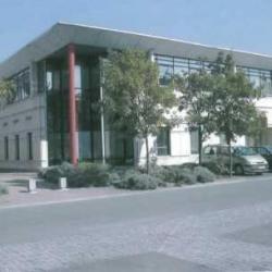 Location Bureau Gennevilliers 861 m²