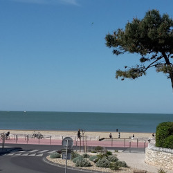 Jolie studio vue mer à Saint georges de didonne