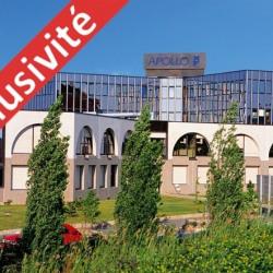 Location Bureau Cesson-Sévigné 161 m²