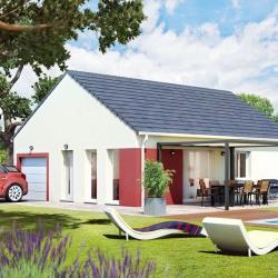 Maison  2 pièces + Terrain  878 m² Rollainville
