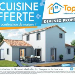 Maison  4 pièces + Terrain  805 m² Mornas