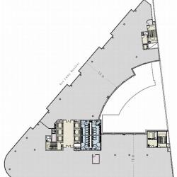 Location Bureau Saint-Ouen 3810 m²