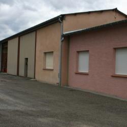 Location Local d'activités Le Fossat 670 m²