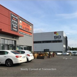 Location Local commercial Muret 300 m²