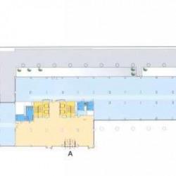 Location Bureau Saint-Denis 16616 m²