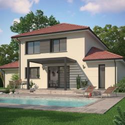 Maison  5 pièces + Terrain  630 m² Reignier-Esery
