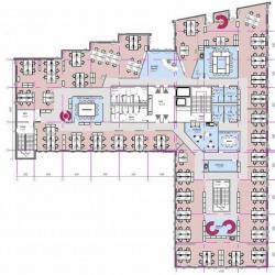 Location Bureau Villeurbanne 3076 m²