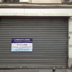 Location Local commercial Paris 17ème 24 m²