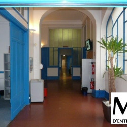 Location Bureau Vaulx-en-Velin 36 m²