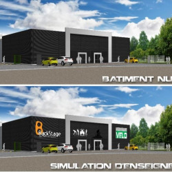 Location Local commercial Thionville 600 m²