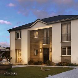 Maison  5 pièces + Terrain  600 m² Limay