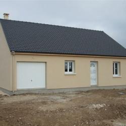 Maison  4 pièces + Terrain  800 m² Sacquenville