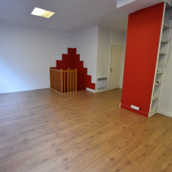 Location Bureau Clichy 78 m²
