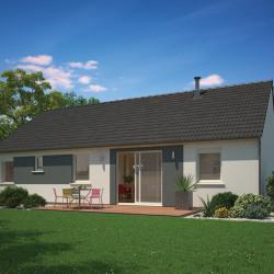 Maison  6 pièces + Terrain  449 m² Toul