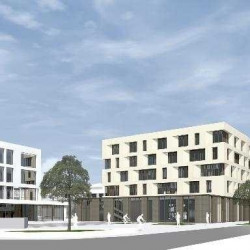 Location Bureau Bègles 2766 m²