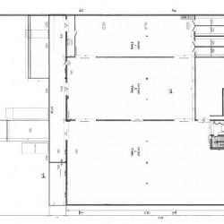 Vente Local d'activités Corbas 2390 m²