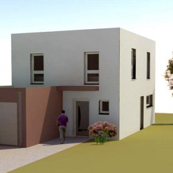 Maison  5 pièces + Terrain  589 m² Artolsheim