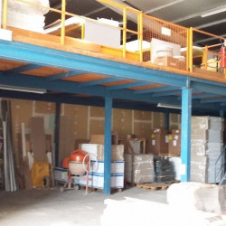 Vente Local commercial Ribécourt-Dreslincourt 1000 m²